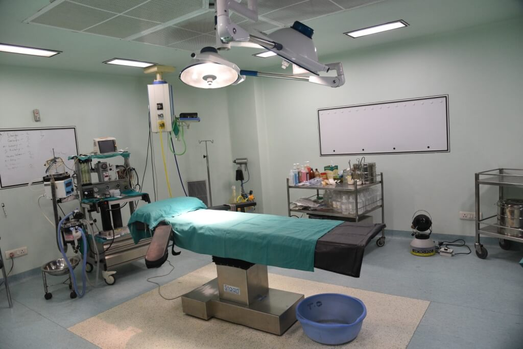 Phoenix Hospital Operation Theater
