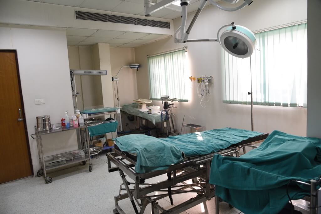 HPhoenix ospital Operation Theater